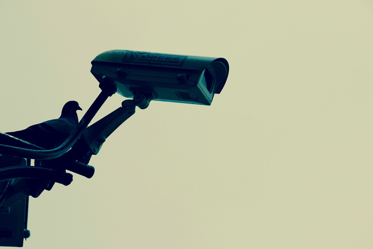 Comment fonctionne une caméra de surveillance ?